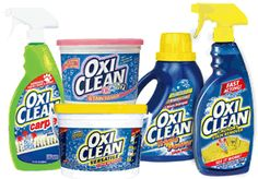 Best, best, best stain remover. If these people ever call me for a testimonial, they won't even have to pay me a penny.
