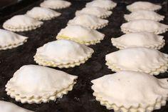 empanadas «listas para el horno»