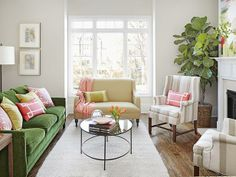 Tips for mixing white in your home's color scheme--> http://hg.tv/zz9i #colorinspiration