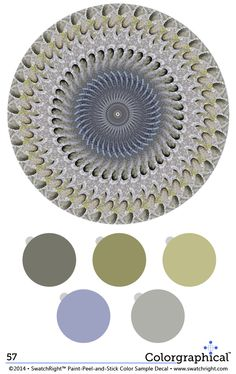 The Master Palette color scheme ideas. Interior and Exterior color schemes. Color Inspiration Glidden Paint No. 57 from Swatch Right™. Glidden Paint Colors, Paint Color Palettes, Exterior Color Schemes, Paint Swatches, Grey Paint, Color Pallets, Color Theory, Color Inspiration, Green And Grey