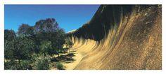 WAVE ROCK  HYDEN, Western Australia