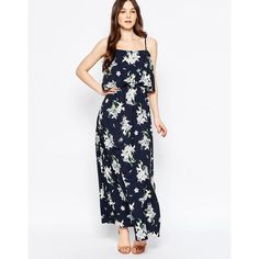 Floral-printed maxi dress Coach klDdb