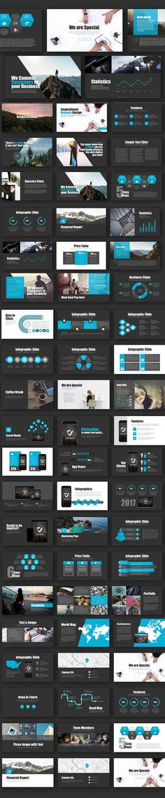 121 best business powerpoint templates images on pinterest in 2018 inspirational powerpoint template wajeb Image collections