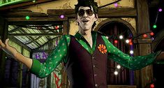 John Doe ( joker ) ready for a road trip in batman the enemy within Batman Telltale, Joker Comic, All Jokes, The Enemy Within, John Doe, I Luv U, Riddler, Joker And Harley Quinn, Dc Universe