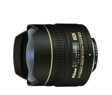 Photo of AF DX Fisheye-Nikkor 10.5mm f/2.8G ED - $780