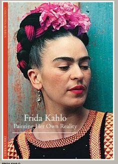 frida kahlo hair