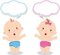 Cute baby boy and girl standing in a diaper. Cute Baby Boy, Baby Shawer, Cute Babies, Clipart Baby, Baby Boy Cards, Baby Clip Art, Girl Standing, Baby Album, Kids Cards
