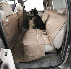 Car Pet Seat Protectors for Dog Travel-like how custom this fits Pet Seat Covers, Car Covers, Dog Hammock For Car, Dog Car Accessories, Car Seat Protector, Pet Car Seat, Dog Safety, Dog Items, Dog Travel