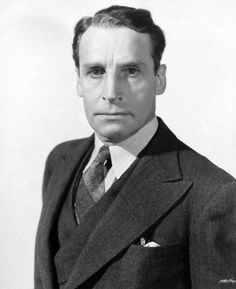 Henry Daniell (Charles Henry Daniel - March 1894 - October 69 years old - died of Heart Attack) Hollywood Actor, Golden Age Of Hollywood, Hollywood Actresses, Classic Hollywood, Old Hollywood, Actors & Actresses, Hollywood Stars, The Philadelphia Story, Actor Studio