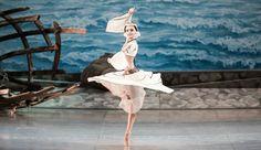 oksana bondareva, danc, nikolay krusser, ballet, le corsair, photo