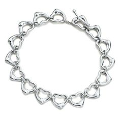 29f3b05113c7 Tiffany   Co Outlet Continuous Heart Bracelet . my wish list