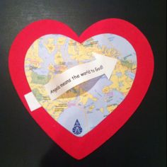 Bible Class Valentine (front) that connects with our NT Geography study this quarter. Sunday School Activities, Valentines Day Activities, Sunday School Crafts, Bible Crafts For Kids, Projects For Kids, New Testament Bible, Raising Godly Children, Creative Arts And Crafts, Church Crafts
