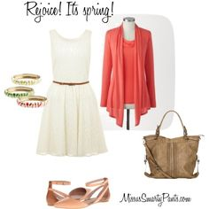 """MissusSmartyPants.com Says: Rejoice...It's Spring!"" by mspsmartypants on Polyvore"