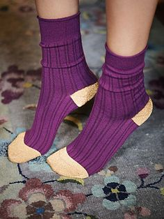 Free People Anna's Party Sock - $12.00