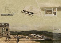 ISARCH awards for architecture students, First prize winners