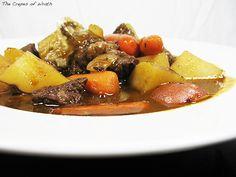 Drunken Irish Stew