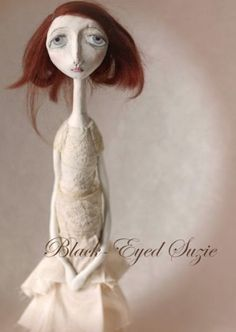 Making Paper Mache Dolls | How to make paper mache dolls pictures 4