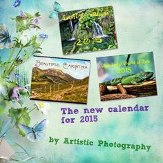 """Calendar 2015"" by artistic-photography on Polyvore"