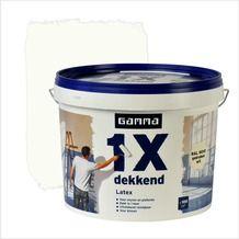 gamma wood&wall krijtverf graceful grey 2,5 liter | verfkleuren, Badkamer
