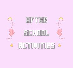 After School Activities 🍥 After School Club Activities, Activities For Teens, School Clubs, School Sports, Basketball Books, Sims 4 Mm, Club Parties, School Programs, Club Style