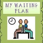 This activity is for children who have a difficult time understanding that sometimes they need to wait to have something they want or to have someo...
