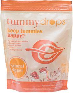 gingerbag #gastroparesis #tummydrops #natural #ginger