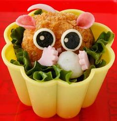 I'm going to have to start making these obento...can't just keep pinning them and not making eh?