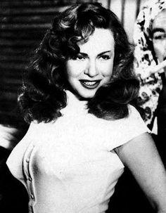 Hend Rostom ....Egypt's Marilyn Monroe...Except more stable