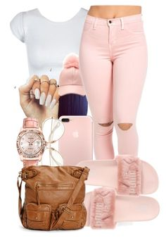 """""""Follow me on Pinterest @Darkskinmamii"""" by honey-cocaine1972 ❤ liked on Polyvore featuring Rolex"""