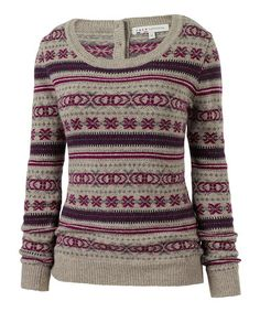 Take a look at this Minkfari Bridford Jumper by Crew Clothing on #zulily today!