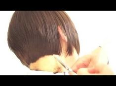 How To cut a Long Layered Haircut Tutorial - Layered Cut - BehindTheChair - YouTube