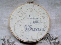 Diseño De Bordado PDF Sweet Dreams Espirales