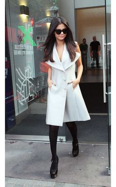 """While we've certainly relied on Selena Gomez forGNO jams and envy-inducing Instagrams withher young Hollywood power posse, we haven't historicallylooked to her for outfitinspiration—that is, until recently. In the wake of her breakup with the Biebs and a new album (entitled """"Revival"""") on the horizon, it seems the starlet is reinventing herself in more ways than one, her style being one of them."""