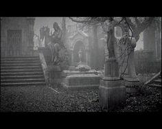 Phantom of the Opera cemetery