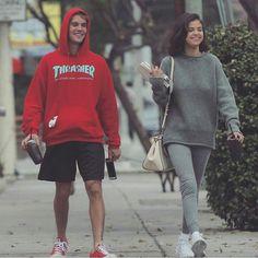 Selena gomez and justin bieber in LA November 2017 ❤❤