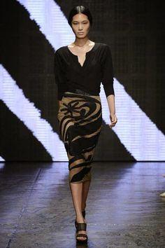 Tuesday, September 9, 2014 Donna Karan Spring 2015 Collection - New York Fashion Week
