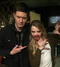 "1,948 curtidas, 10 comentários - ♧  supernatural ♧ (@_angelicgirl_) no Instagram: "".#castiel #winchester #supernatural #samwinchester #deanwinchester #dcweek #angel #mishacollins…"""