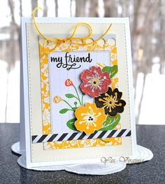Simon Says Stamp March Card Kit http://virginialusblog.blogspot.ca/2015/03/simon-says-stamp-march-card-kit.html