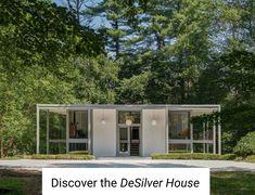 DeSilver House - John Black Lee - New Canaan - exterior front