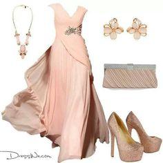 Glamorous fabulous dress