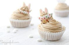 Cupcake Recipes : Vegan Easter Carrot Cupcake Recipe