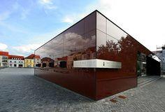 Ribnitz Information Center by Mirage Bookmark, via Flickr