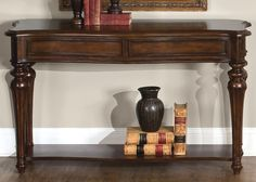 Andalusia Sofa Table by Liberty - Home Gallery Stores