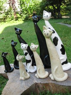 Not a fan of the cat heads but the bases are beautiful – Artofit Pottery Animals, Ceramic Animals, Clay Animals, Pottery Sculpture, Sculpture Clay, Ceramic Pottery, Ceramic Art, Clay Cats, Sculptures Céramiques