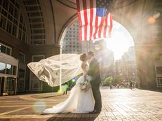 Everything You Need to Know About Getting Married in Massachusetts | Photo by: Marina Zinovyeva Photography | TheKnot.com