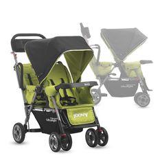 Joovy Caboose Too Ultralight Stroller Greenie