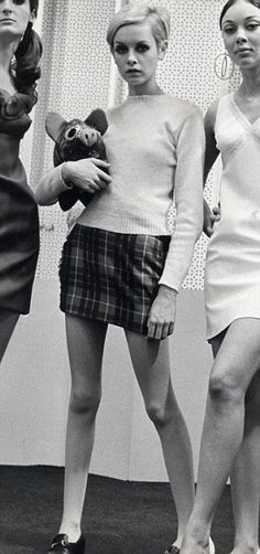 Twiggy 1960s models, mod vintage fashion, Twiggy hair, Twiggy style, swinging sixties