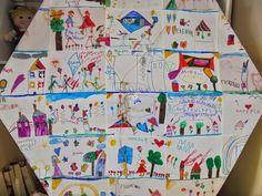 Αν όλα τα παιδιά της γης....: Στον ρυθμό της Αποκριάς...!!! Carnival Masks, Kite, Easter, Quilts, Blanket, School, Blog, Carnival, Mardi Gras Masks