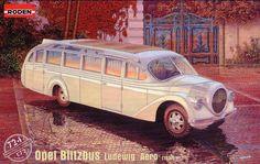 Opel Blitz Ludewig Karosserie Aero 1937