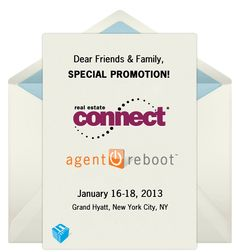 You're invited to Real Estate Connect! Check out our Facebook page for this special offer!